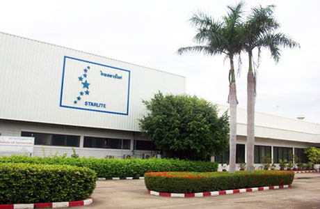 THAI STARLITE MANUFACTURING CO.,LTD