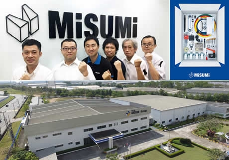 MISUMI (THAILAND) CO., LTD.