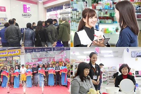 VIETNAM SAKUKO RETAIL CO.,LTD.