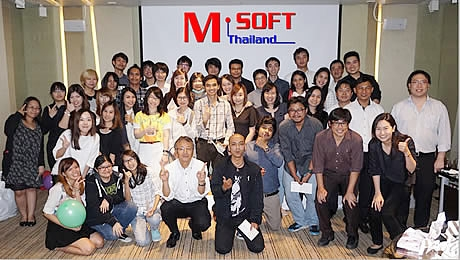M.SOFT(THAILAND)CO.,LTD.