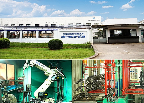 KYOEI MANUFACTURING VIETNAM CO.,LTD