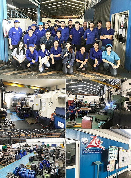 Tenhiko Industrial (Thailand) Co.,Ltd