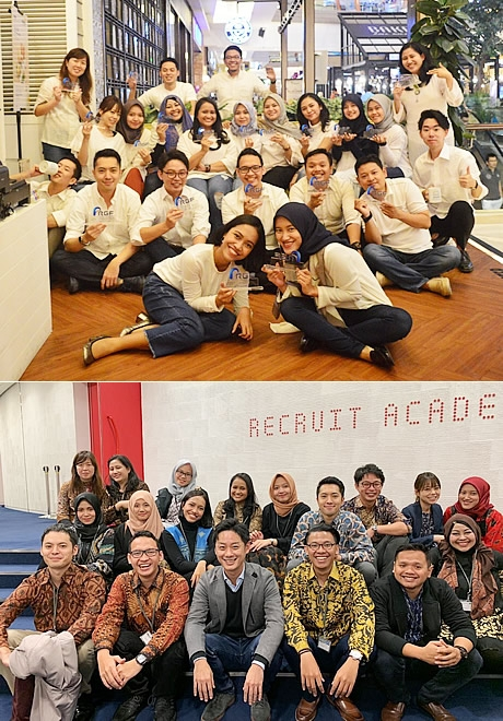 PT. RGF Human Resources Agent Indonesia
